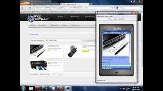 Proyecto Shop Computer + Java ME + JSP + AJAX