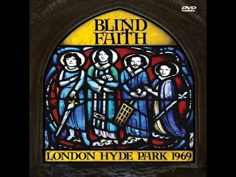 Blind Faith London Hyde Park 1969