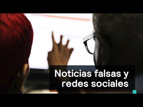 Agenda Pública - Noticias falsas y redes sociales