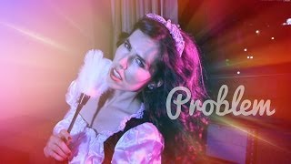 Repeat youtube video Ariana Grande - Problem ft. Iggy Azalea (Parody)
