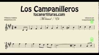 Los Campanilleros Sheet Music for Baritone Saxophone and Horn in Eb