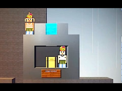 The Blockheads: Griefer Trapping: Part 5