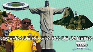 O VERDADEIRO GTA RIO DE JANEIRO !!! - GTA SAN ANDREAS (RIO DE JANEIRO MOD BETA V2.0)