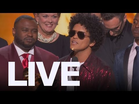 Bruno Mars Sweeps The Grammys | ET Canada Live