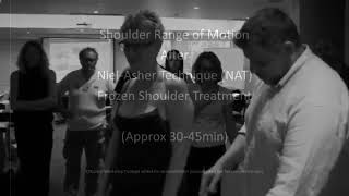 Niel-Asher Frozen Shoulder Technique