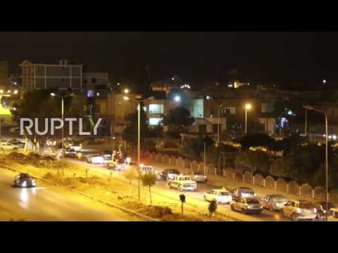Libya: People celebrate on Benghazi streets as LNA announce recapture of city