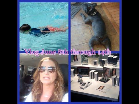 Vlog | June 8th through 14th 2016 | LisaSz09