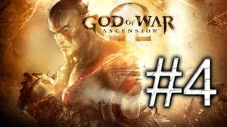 God of war ASCENSION - Modo historia en español (parte 4) (Hielo de poseidon)