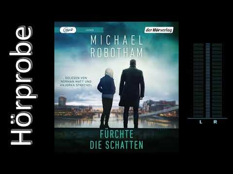 Fürchte die Schatten YouTube Hörbuch Trailer auf Deutsch