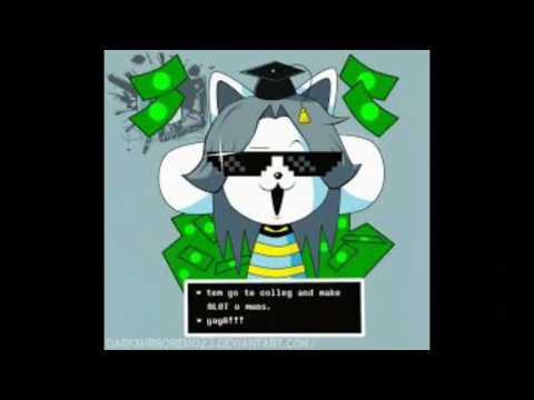 Tem Shop - Remix(temmie)~Undertale