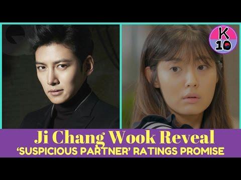 Ji Chang Wook  Nam Ji Hyun Reveal Entertaining Suspicious Partner Ratings Promise
