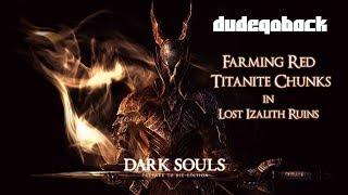 Gambar cover Red Titanite Chunk Farming    Tips N Tricks - Dark Souls 1