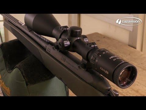 Rifle Steyr Mannlicher CLII SX Light. Prueba de armas