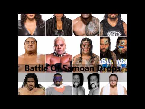Battle of The Samoan Drops (Samoans)