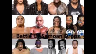 Battle of The Samoan Drops (Samoans)