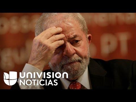Sentencia por corrupción a Lula da Silva impide que se lance de nuevo a la presidencia de Brasil
