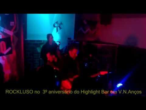 Rockluso em bar. Vila Nova de Anços, Soure 2017