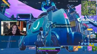 Running people in sand with Zeko FORTNITE ? santidead