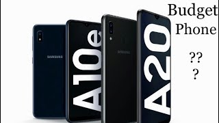 Samsung Galaxy A10e Unboxing and Review. Is it Worth It??