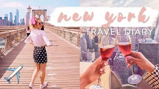 SPRINGTIME IN NYC | New York travel vlog ✨