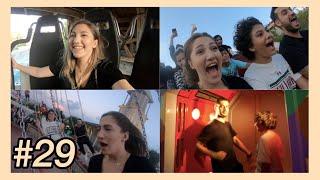 DAHA BİNMEDEN NEFESİMİZ KESİLDİ   Günlük Vlog 29