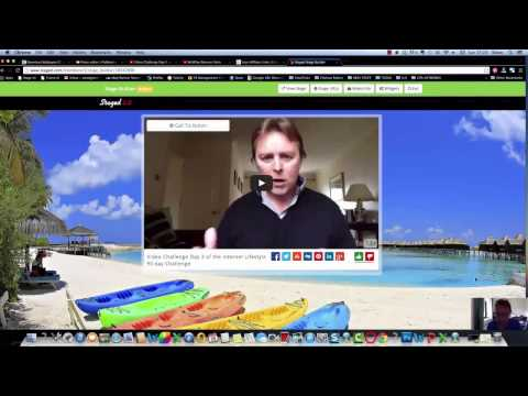 Staged Marketing Platform - Viral Video Sharing with Staged Video Pages