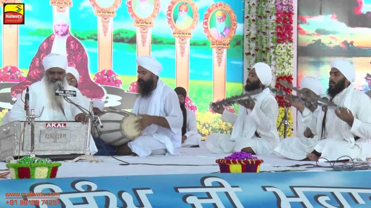 PEHOWA (Haryana) ! BARSI of SANT BABA ISHER SINGH JI RARA SAHIB WALE -2015 ! Part 3rd ! Full HD !