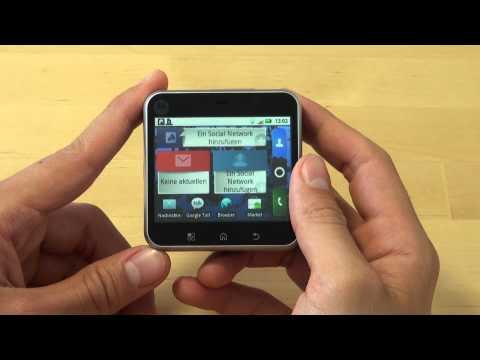 Motorola Flipout Test Multimedia