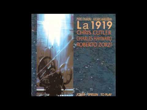 La 1919 + Ch. Cutler, Ch. Hayward, R. Zorzi -1 - Hanno Seppellito (Jouer. Spielen. To Play, '94)