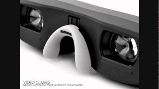 New Video Glasses 3D BDirect.com.au
