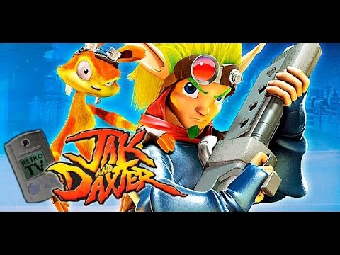 Memory Card - Jak and Daxter