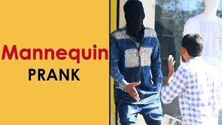Mannequin Prank in Hyderabad   Pranks in Telugu   Pranks in Hyderabad 2018   FunPataka
