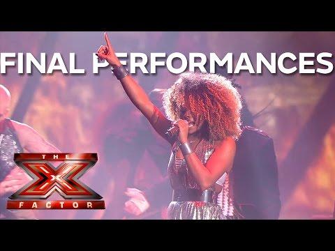 Top 5 Best Final Performances | The X Factor UK