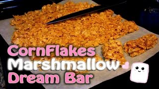 How To Make - Cornflakes Marshmallow Dream Bar