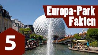 Europa Park Fakten Folge 5 - EuroSat (Die Geschichte des Europaparks)