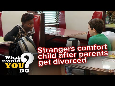 Divorced parents trash talk ex-spouse in front of their child | WWYD