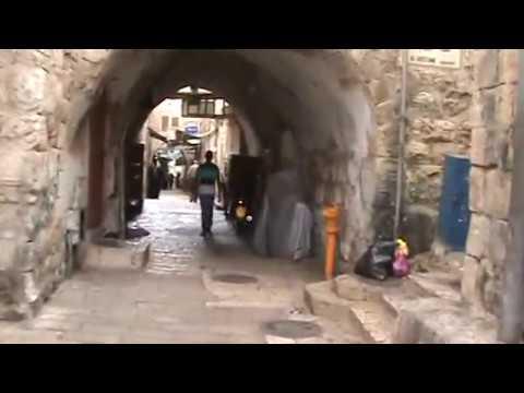 Jerusalem por dentro (VIDEO)