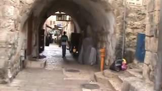JERUSALEM POR DENTRO (2012)
