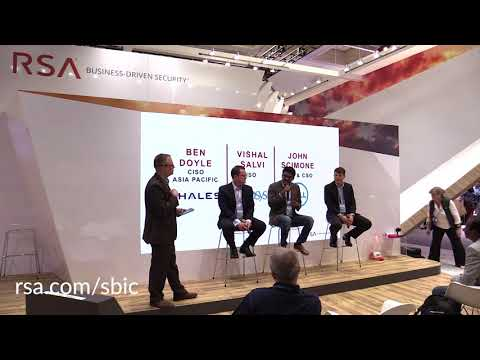 SBIC Panel Discussion: In What Way Has the Role of the CISO Changed?