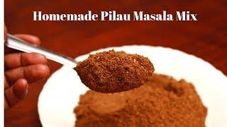 How to make Pilau Masala mix