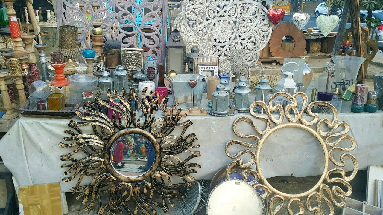 Cheap & Best Home Decor Shopping At Banjara Market Gurgaon