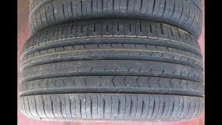 205 55 R16 91V Continental Conti Premium Contact 5 Germany 280 AA A