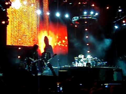 Guns N' Roses - Sweet Child (+ solo DJ Ashba) - Porto Alegre - 16.03.2010