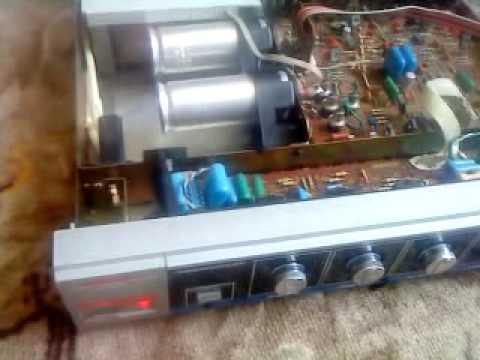 Усилитель Вега 10у-120с без
