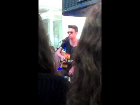 Reece Mastin- 'Even Angels Cry' (Stockland The Pines Doncaster, Melbourne) 11.10.2015