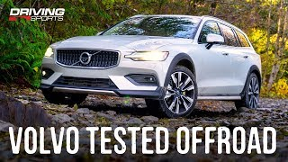 2020 Volvo V60 Cross Country Review - Better Than Subaru Outback?