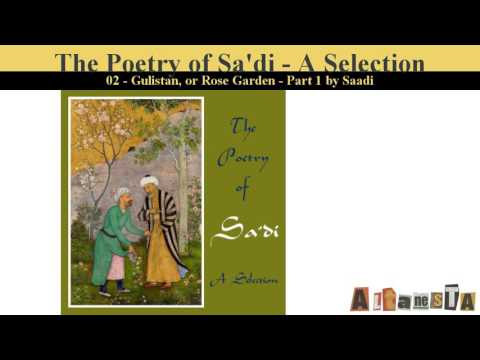 The Poetry of Sa'di - A Selection