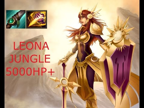 LEONA JUNGLE 5000 HP + (SEASON 6)
