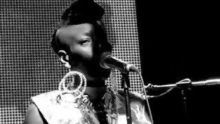"Shirley Davis & The Silverbacks ""my universe"" Sala Arena.09.04.16"