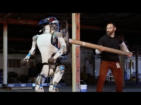 This Boston Dynamics Robot Stands Up To Human Torment - Newsy